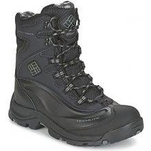 Columbia Zimní boty BUGABOOT PLUS III OMNI HEAT Černé