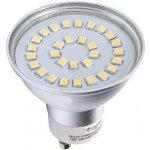 LEDLUX LED žárovka - SMD 2835 - GU10 - 6W - 500L - tepla bílá