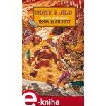 Nohy z jílu. Úžasná Zeměplocha - Terry Pratchett e-kniha