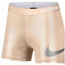 Nike dámské kraťasy W np short 3in rise pack AJ4996-814 Růžová a312cf20e3