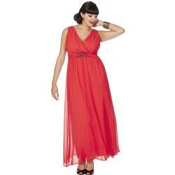 e5fac692759 Sheego dámské plesové šaty pro plnoštíhlé humrová alternativy ...