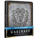 Warcraft: První střet 2D+3D BD Steelbook