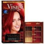 Visage barva na vlasy 34 intenzivní červená