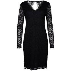ccacb02c1f2d Vero Moda dámské šaty Lucia Ls short dress Boo Ki black od 787 Kč ...