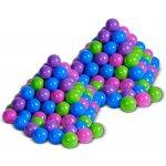 KNORRTOYS Plastové míčky balonky kuličky do bazénu a stanu pastelové 200ks