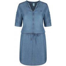 63524045c862 Loap dámské sportovní šaty Nyra CLW1986L06L modrá