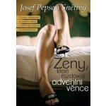Ženy, které rozdávají adventní věnce - Josef Pepson Snětivý