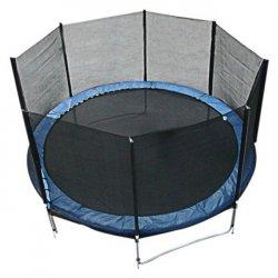 Trampolíny FunFit Trampolína 305 cm + ochranná síť + žebřík