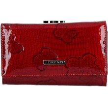 Loren Dámská kožená peněženka ti Amanda červená