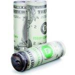 Happy Green Sada podpalovačů 3 ks dekor dolar