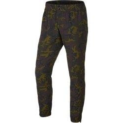 Nike pánské stylové kalhoty V442 Woven pant Camo AOP maskáčové od ... c64f3a9ed0