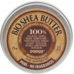 Sportique 100% Bio Shea Butter 75 ml