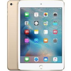 Apple iPad Mini 4 Wi-Fi+Cellular 128GB Gold MK782FD/A