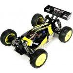 Losi RC auto Mini8 4WD Brushless černá RTR 1:14