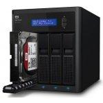 WD My Cloud EX4100 WDBWZE0240KBK-EESN