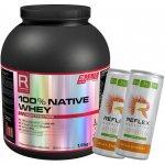 Reflex Nutrition 100% Native Whey 1800 g
