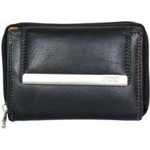 uvnitř multicolor peněženka HMT černá