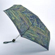 Fulton dámský skládací deštník NATIONAL GALLERY Tiny 2 Water Lily Pond L794