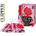 CLIPPER TEAS LTD čaj Clipper Love Me Truly Skoř.zázv.pomer. 20 n.s.