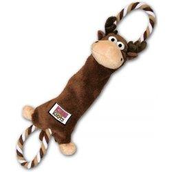 Kong Tugger Knots Moose přetahovadlo los 50cm