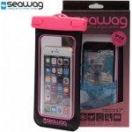 Pouzdro Seawag SMARTPHONE černo/ růžové