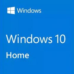Microsoft Windows 10 Home 64-Bit OEM EN DVD (KW9-00139)