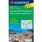 Kompass: WK 253 Samos Nördlicher Dodekanes 1:50 000