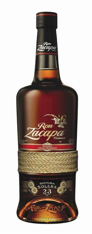 Ron Zacapa Rum 23y
