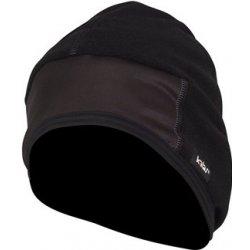 Cyklistická zimní čepice W&W Fleece 07 černá