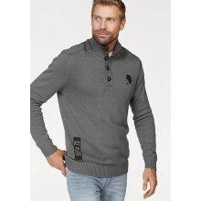Arizona Pletený pulovr, šedá