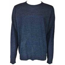 INDUSTRIALIZE pánský svetr modrý