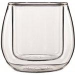 Luigi Bormioli Dvoustěnná sklenička AMETISTA 115 ml 1ks