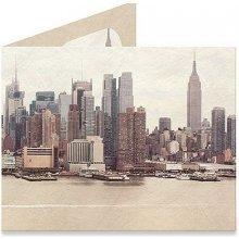 Dynomighty Design NYC AC BU1 peněženka