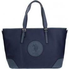U.S Polo Assn. BEUNE0090WV Shopper Bag Women BLUE modrá