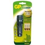 GP Batteries LED svítilna GP LOE203 + 3 x AAA baterie GP Ultra