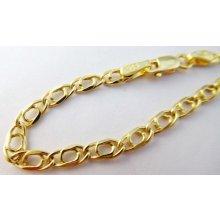 Náramek ze žlutého zlata LUXUR GOLD 3640136
