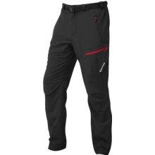 Montane Alpine Trek Pants Black pánské strečové softshellové kalhoty