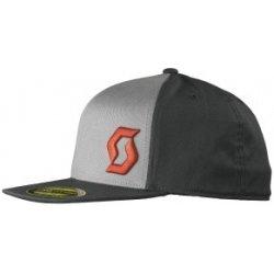 Scott Cap Fitted 210 Grey Orange šedá alternativy - Heureka.cz 74ba0cf44a