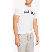 Tommy Hilfiger bílé pánské tričko SS Tee Logo 5679ba97ac7