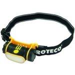 PROTECO 02-010 svítilna čelová akumulátorová LED