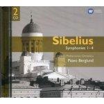 Sibelius Jean: Symphony No.1- 4 CD