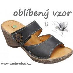 Dámská obuv Santé pantofle N 309 2 60 černé 17bb5defe9
