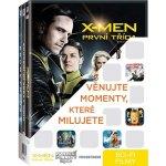 3x Sci-fi: Zrození planety opic + X-Men: První třída + Prometheus DVD