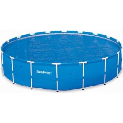 Bestway 58173 solární plachta 5,27 na bazén s konstrukcí 5,49 m