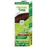 Henna Herbal Time přírodní barva na vlasy (Kaštan -5) 75 ml