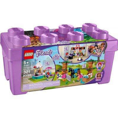 LEGO Friends 41431 Box s kostkami z městečka Heartlake