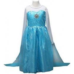 Dětský karnevalový kostým Frozen   šaty Frozen Ledové království Elsa e81cd8f809b