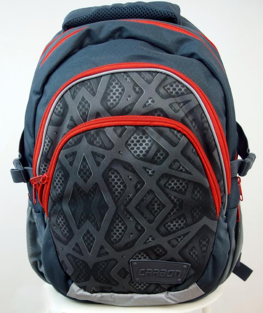 Stil Batoh Teen Carbon 1522881 od 899 Kč - Heureka.cz 8761d5b3ba