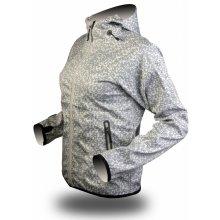 Trimm NELLI off white printed dámská softshell bunda