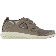 Jack and Jones Jabba Knit Trainers Taupe Grey